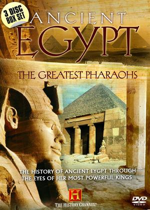 Ancient Egypt: The Greatest Pharaohs Online DVD Rental