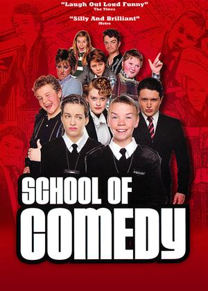 The School of Comedy Online DVD Rental