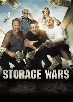 Storage Wars Online DVD Rental