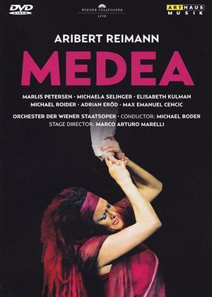 Rent Medea: Wiener Staatsoper (Boder) Online DVD Rental