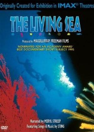 The Living Sea Online DVD Rental