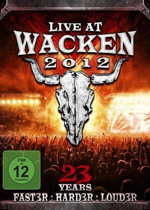 Rent Wacken 2012: Live at Wacken Open Air Online DVD Rental