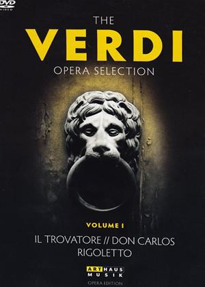 Rent Verdi Opera Selection: Vol.1 Online DVD Rental