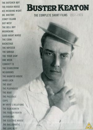 Rent Buster Keaton: The Complete Short Films 1917-1923 Online DVD Rental