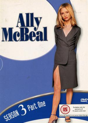 Ally McBeal: Series 3: Part 1 Online DVD Rental