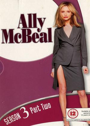 Ally McBeal: Series 3: Part 2 Online DVD Rental