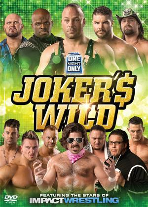 Rent TNA Wrestling: One Night Only: Joker's Wild Online DVD Rental