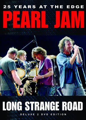 Rent Pearl Jam: Long Strange Road Online DVD Rental