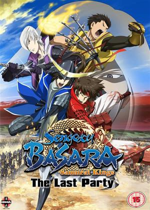 Sengoku Basara: Samurai Kings Movie: The Last Party Online DVD Rental