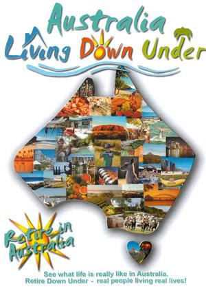 Living Down Under: Retire in Australia Online DVD Rental