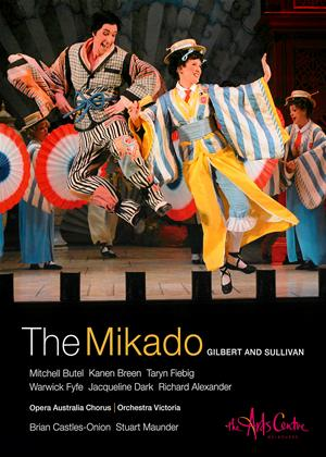 The Mikado: Opera Australia (Castles-Onion) Online DVD Rental