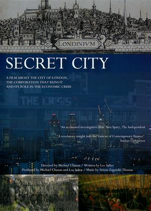Secret City Online DVD Rental