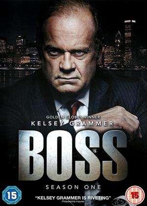 Boss: Series 1 Online DVD Rental