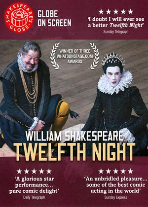 Twelfth Night: Shakespeare's Globe Online DVD Rental