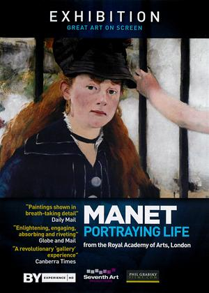 Exhibition: Manet: Portraying Life Online DVD Rental