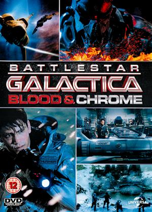 Rent Battlestar Galactica: Blood and Chrome Online DVD Rental