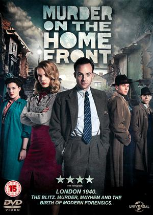 Murder on the Home Front Online DVD Rental