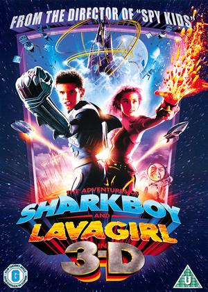 The Adventures of Sharkboy and Lavagirl Online DVD Rental