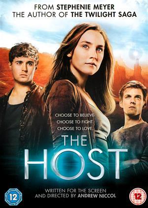 Rent The Host Online DVD Rental