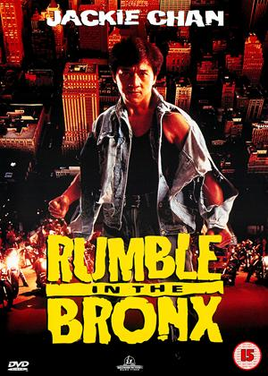 Rumble in the Bronx Online DVD Rental