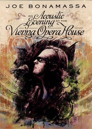 Joe Bonamassa: An Acoustic Evening at the Vienna Opera House Online DVD Rental