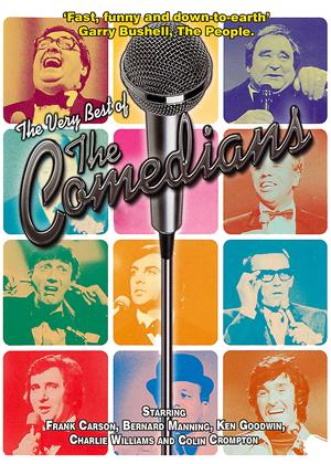 The Very Best of the Comedians Online DVD Rental