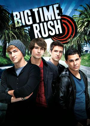 Big Time Rush Online DVD Rental