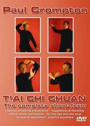 Rent Paul Crompton: Tai Chi Online DVD Rental