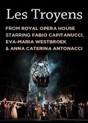 Rent Les Troyens: Royal Opera House (Pappano) Online DVD Rental