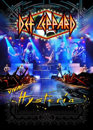 Rent Def Leppard: Viva! Hysteria Online DVD Rental