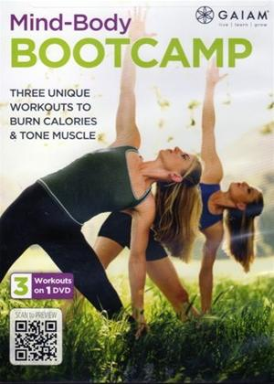 Rent Gaiam: Mind Body Bootcamp Online DVD Rental