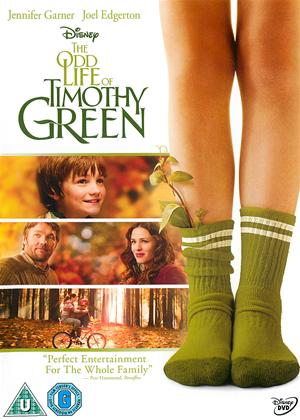 The Odd Life of Timothy Green Online DVD Rental