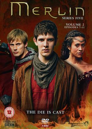 Rent Merlin: Series 5: Vol.2 Online DVD Rental