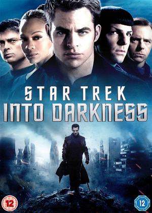 Rent Star Trek Into Darkness Online DVD Rental