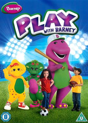 Barney: Play with Barney Online DVD Rental