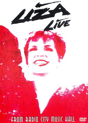 Liza Minnelli: Live from Radio City Music Hall Online DVD Rental