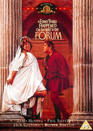 A Funny Thing Happened on the Way to the Forum Online DVD Rental