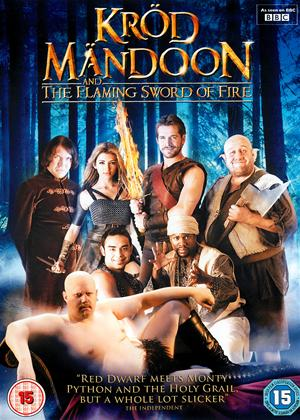 Krod Mandoon and the Flaming Sword of Fire: Series 1 Online DVD Rental