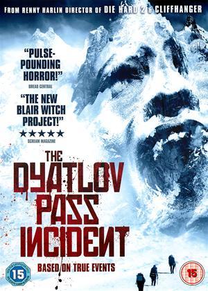 The Dyatlov Pass Incident Online DVD Rental
