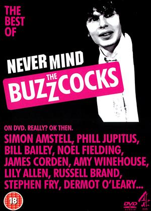 The Best of: Never Mind the Buzzcocks Online DVD Rental