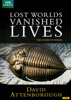 David Attenborough: Lost Worlds, Vanished Lives: Series Online DVD Rental