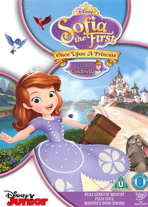 Rent Sofia the First: Once Upon a Princess Online DVD Rental