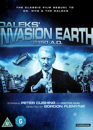 Daleks' Invasion Earth: 2150 A.D. Online DVD Rental