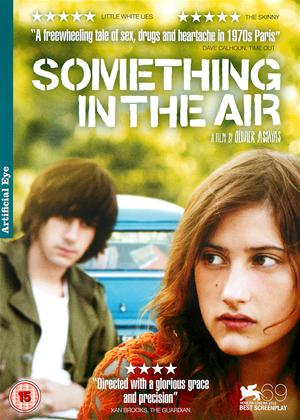 Something in the Air Online DVD Rental