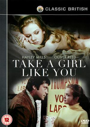 Rent Take a Girl Like You Online DVD Rental