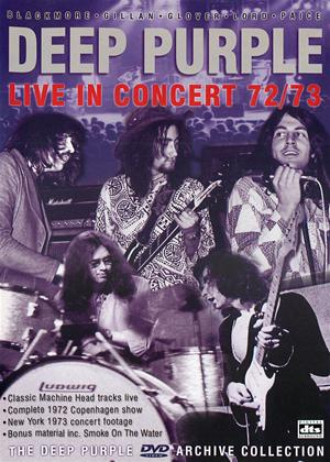Deep Purple: Live in Concert 1972/73 Online DVD Rental