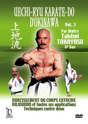 Rent Uechi-ryu Karate-do from Okinawa: Vol.3 Online DVD Rental