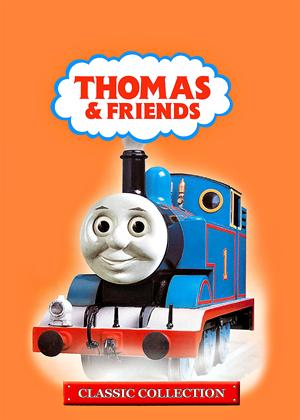 Thomas and Friends Online DVD Rental