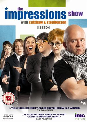 Impressions Show with Culshaw and Stephenson: Series 3 Online DVD Rental