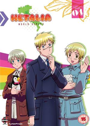 Rent Hetalia Axis Powers: Series 4 Online DVD Rental